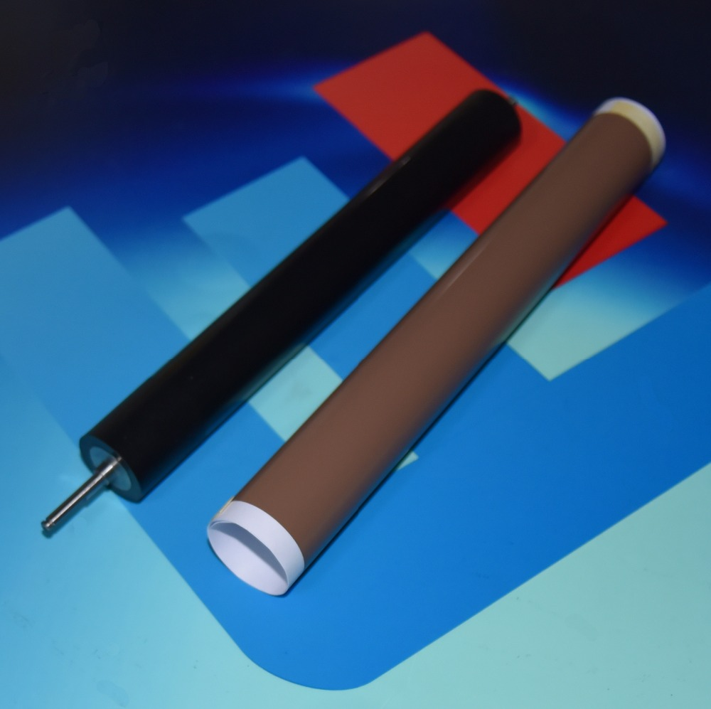 Fuser film sleeve + Pressure Roller for Brother HL-5440 5445 5450 6180 MFC-8510 8520 8710 8810 8910 8950 DCP-8110 8150 8155 8250 28usd 1sets