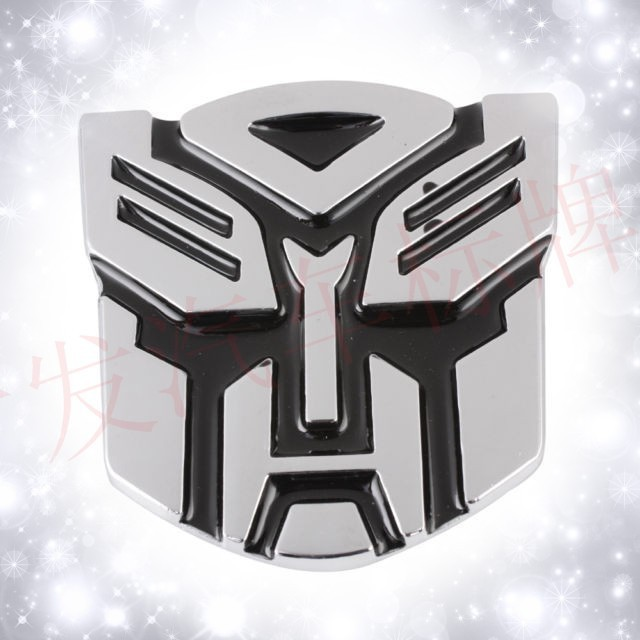 Fashion 3D TRANSFORMERS Car Auto Decal Sticker Mark