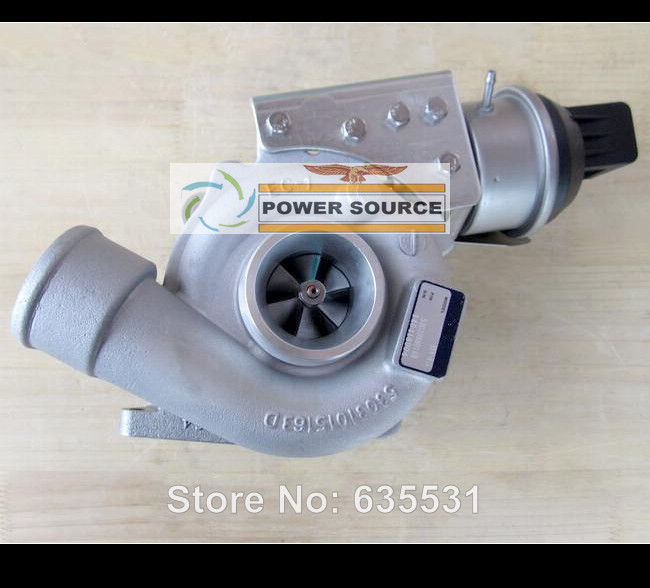 BV43 53039700168 53039880168 1118100-ED01A Turbo Turbine Turbocharger For Great Wall 2.0T H5 4D20 2.0L