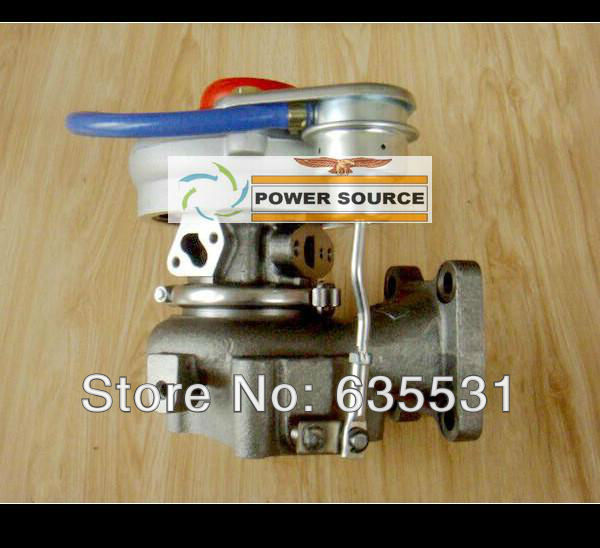 CT20 17201-54060 17201 54060 Turbocharger For Toyota HI-ACE 1995-98 HI-LUX 1997-98 Landcruiser 1991-98 2L-T 2.4L 90HP with gaskets (4)