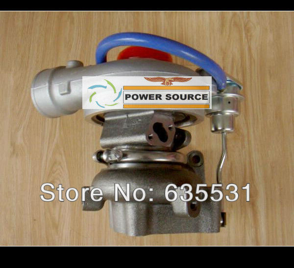 CT20 17201-54060 17201 54060 Turbocharger For Toyota HI-ACE 1995-98 HI-LUX 1997-98 Landcruiser 1991-98 2L-T 2.4L 90HP with gaskets (2)