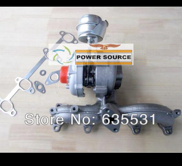 GT1749V 713672 713672-5006S Turbocharger For Audi A3 Seat Leon Toledo II Skoda Octavia I VW Beetle AHF ALH AJM AUY 1.9L TDI with Gaskets (1)