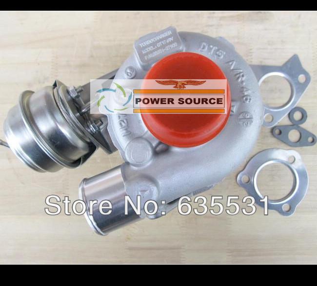 GT1749V 28231-27900 729041 729041-5009S Turbo Turbocharger For HYUNDAI Santa Fe,Trajet Diesel 2.0L D4EA D4EA-V 16v with Gaskets (5)