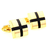 Wholesale Male Gift Set Cufflink - Wholesale-Cufflinks Retail Brief male cufflinks nail sleeve 140288 free shipping+free gift box