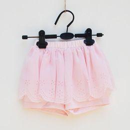 Wholesale Wholesale Clothes Online Kid - Wholesale-2015 New,girls fashion shorts,children beach shorts,babys summer pants,cool,0-6 yrs,6 pcs   lot,wholesale kids clothing online