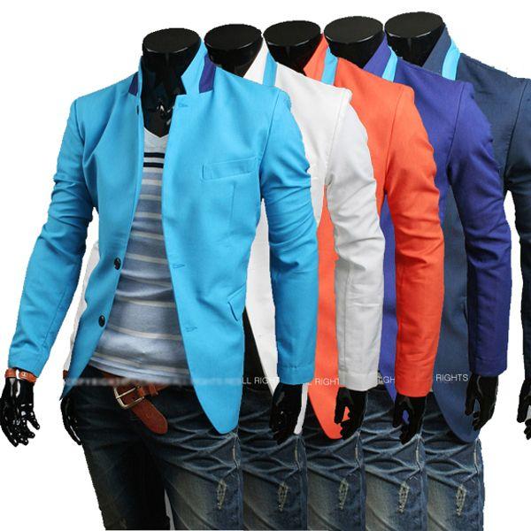 2018 Wholesale 2015 New Fashion Men Blazers,Top Brand Mens Suits ...