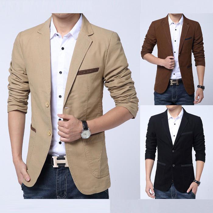 2018 Wholesale Uk Style Classic Men Blazer 2015 New