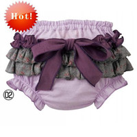 Wholesale Doomagic Girl Short - Wholesale-Stock Clearance retail baby blossom shortpants baby underware baby DOOMAGIC pants girl pants free shipping