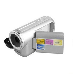 Wholesale Digital Camcorder 12 - LCD Digital Camera Camcorder 12 MP 4x Digital Zoom 1.5 Inch TFT NOT 1080 Water-proof DV12S