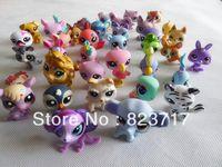 Wholesale Original Pet Shop - Wholesale-Original Lots of 20 pcs Little Pet Shop LPS Figures New Losse