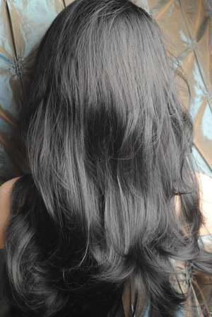 XCSUNNY Full Lace Celebrity Hairstyle 18