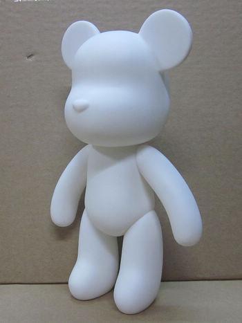 7 بوصة الطول 18CM منصة مومو الدببة اليدويه الفن ألعاب الكرتون الشكل الدمى