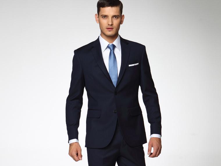 2017 Wholesale 2015 Men Suits Slim Fit Tailored Suit Custom Made ...