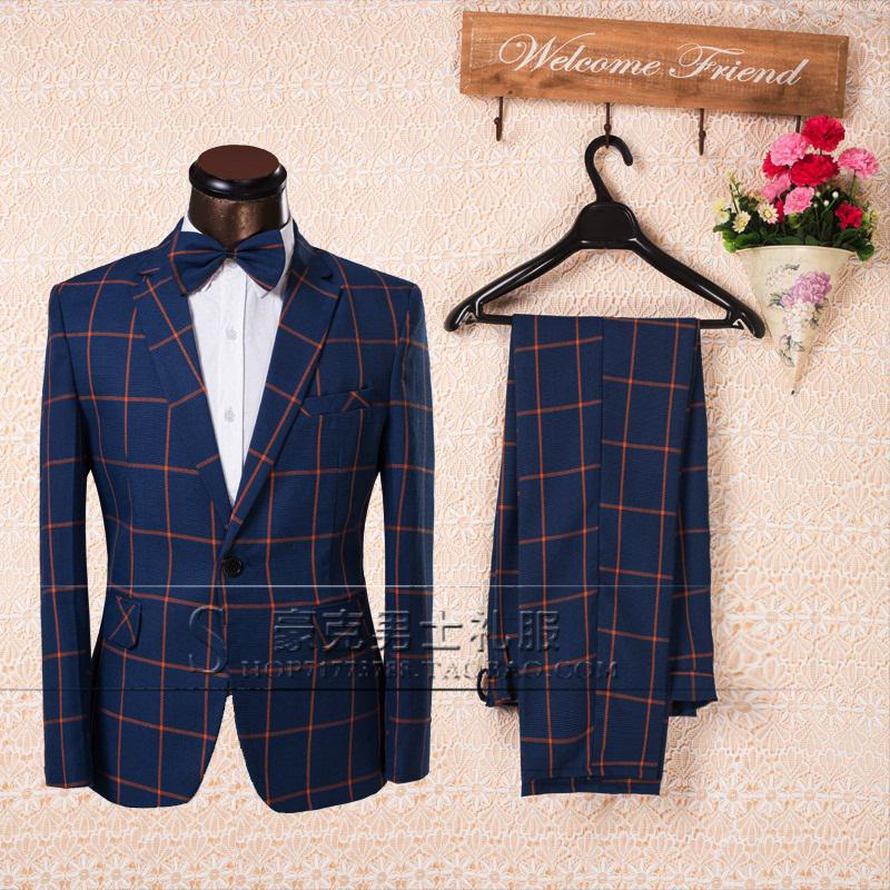 Best Wholesale New Custom Show Marshal Checked Dress Photography ...