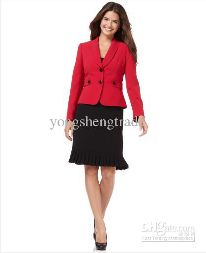 2017 Suits Women Business Suits Ladies Suits Custom Made Suits ...