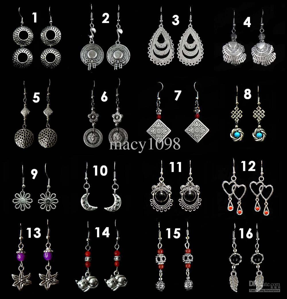 gemstones with earrings flower shop zanfeld wholesale sterling silver drop jewellery