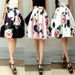 Canada High Waisted Printed Skirts Supply, High Waisted Printed ...