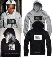 Wholesale Rocky Hoodie - Wholesale-2015 Spring winter men women Street pigalle ap a rocky hba pyrex plus size cotton hip-hop sweatshirts hoodies outerwear 3XL 4XL