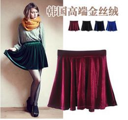 Canada Velvet High Waisted Skirt Supply, Velvet High Waisted Skirt ...