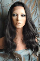 "New Gorgeous 16"" - 22"" Body Wave #1B Glueless Swiss ..."