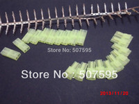 Wholesale Tamiya Connectors Wholesale - Wholesale-40pcsX Mini Tamiya connectors terminals adapters & 20pcsX Case (Male+Female), welcome wholesales