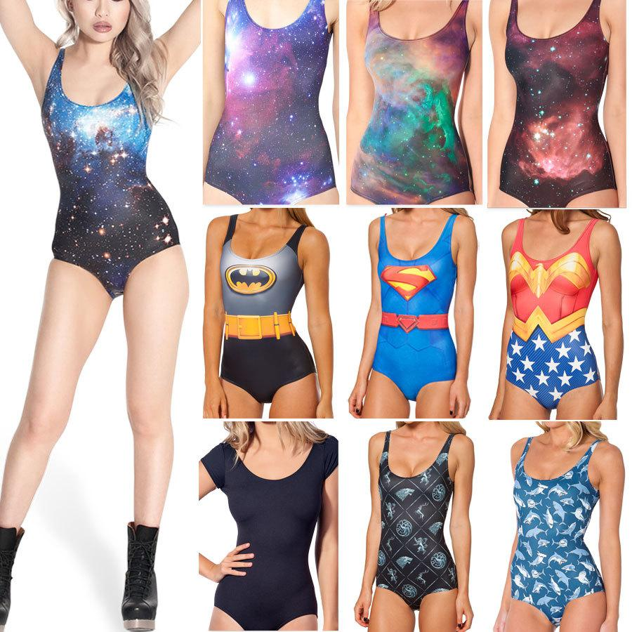 6cdced3d033 2019 Wholesale 2015 Sexy One Piece Swimsuits Black Milk Galaxy Swimwear For  Women S M L XL Plus Size Women Galaxy Printed Swimwears From Apparelone, ...