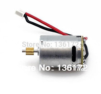 Wholesale Mjx F45 Spare - Wholesale-MJX F45 F645 2.4G 4 channels R C helicopter spare parts 014 main motor free shipping