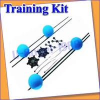 Wholesale Helicopter Training Kit - Wholesale-New Training kit RC helicopter Landing anti-crash trex 450 +free shipping