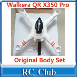 Wholesale Qr Parts - Wholesale-Walkera QR X350 Pro Spare Parts Body Set QR X350 PRO-Z-02 Canopy Free Shipping