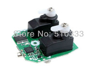 Helicopters Others . Wholesale-5 pcs lot 2.4G Electric Receiver Board Spare Part for WLTOYS V911 4CH 2.4GHz RC Helicopter free shipping