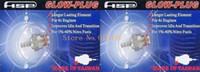Wholesale Redcat Rc Parts - Wholesale-2pcs Glow Plug #3 Spark Hot VX SH Nitro Engine Parts Replace OS RC For HSP 1:10th Car 70117 N3 Fit Redcat Himoto Traxxas