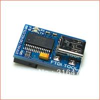 Wholesale Arduino Ftdi Usb - Wholesale-Newest MWC MINIUSB FTDI TOOL USB PC Firmware Programmer Breakout Arduino USB + Free shipping