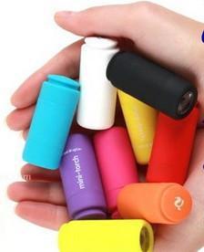 휴대용 미니 USB 충전식 LED 토치 손전등