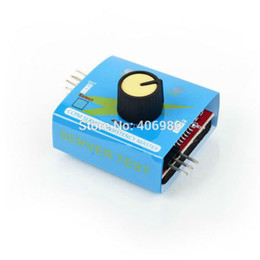 Wholesale Master Digital - Wholesale-3CH Digital Multi Servo Tester ECS RC Consistency CCMP Master Speed Controler Checker