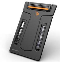 Wholesale Carzor Portable - Portable ultra-thin carry-on card razor Carzor card shaver