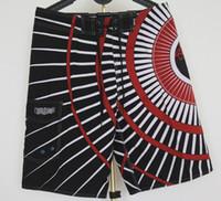 Wholesale Australian Surfing - Wholesale-New Men's Australian Brand Boardshorts Quick-drying Bermuda Shorts Surf Beach Pants Striped 3 Colors Swimwear Summer Dress