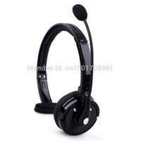 écouteurs bluetooth achat en gros de-Casque d'écouteur micro mains libres Bluetooth de gros-sans fil Bluetooth sur la tête pour le camionneur
