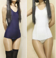 Wholesale japanese sexy clothing for sale - Japanese School Girl Swimwear Costume K On Chu Byo Sexy Beach Clothing