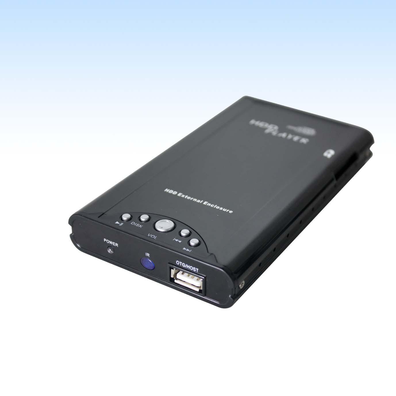 1080i Hdd Media Player Avi Divx Xvid Support 2.5 Internal ...