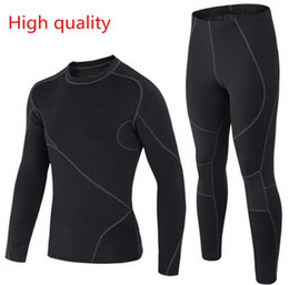 Wholesale-Free shipping years outdoor sports thermal underwear sets men's autumn and winter thermal underwear, functional underwear