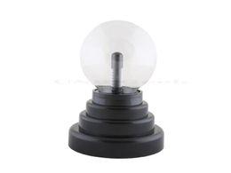 """3.5"""" плазменный шар USB свет лампы освещения сферы партии воздушные шары забавный подарок novalty прохладный от Поставщики увеличительная линза"""