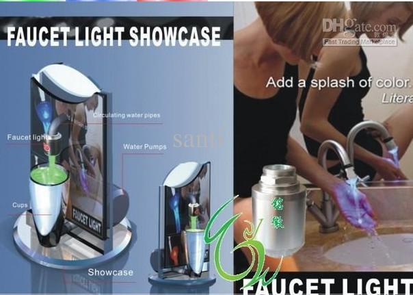 3 Kolor LED LED LAMPORDING do zmiany zmiany temperatury