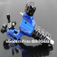 Wholesale Stigma Kit - Wholesale-Aircraft Alu Rotary Tattoo Machine Gun Stigma Prodigy Swiss Motor Clip Cord