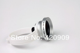 Wholesale Thl W11 Phone - Wholesale-External type Magnetic Detachable Wide Angle Lens+Macro Lens Mobile Phone Lens For THL W8 W8S W9 T100 T100S T5 T5S T200 W11 W200