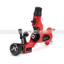 Wholesale tattoo equipment guns kit - Wholesale-Dragonfly Rotary Tattoo Machine Shader Tatoo Motor Gun Kits Supply For Artists Tattoo Equipment