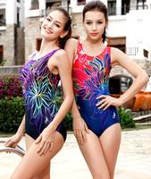 Wholesale Trigonometric Swim - Wholesale-Free Shipping Female professional swimwear one piece small push up plus size trigonometric swimwear beach bathing swimming suits