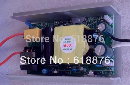 Venta al por mayor-Freeshipping! 100W 30-36V fuente de alimentación de alta potencia LED controlador de corriente constante 110-220V IN