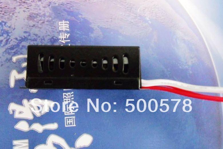 Toptan Satış - Toptan-2PCS 110V-130V 12V 110V 12V 50W Halojen Kristal Işık LED Sürücü Lambası Güç Kaynağı Dönüştürücü Elektronik Trafo