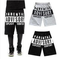 Wholesale hipster boy shorts - Wholesale-2015 new arrival mens shorts  Skateboard hip-hop boy Hip Hop sport short pant Casual Men Hipster pants hiphop