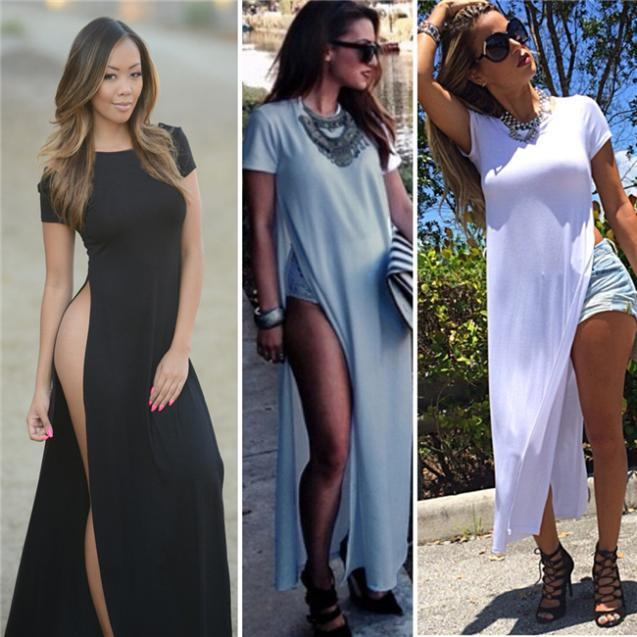 Celebrity Casual Maxi Dress